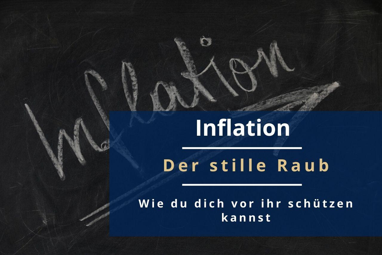 In diesem Beitrag erkläre ich dir auf einfach Weise alles was du zum Thema Inflation wissen solltest. In dem Beitrag gehen wir auf die Ursachen für Inflation ein, beschäftigen uns mit der Bedeutung von Inflation und ich zeige dir anhand eines Beispiels welche Auswirkung Inflation auf dein Vermögen haben kann.