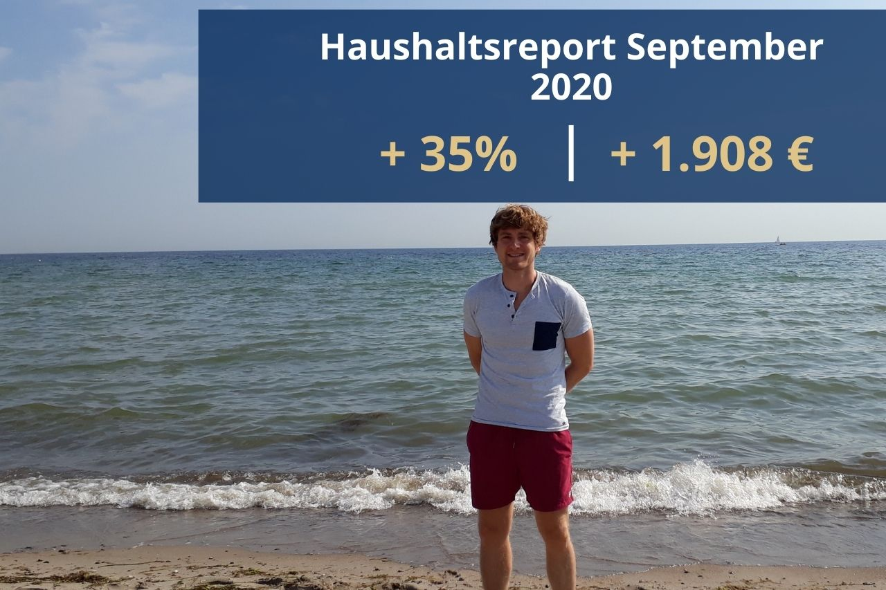 Haushaltsreport September 2020