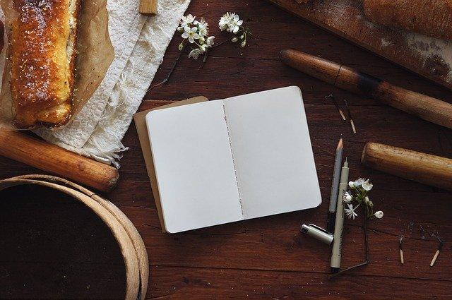 Haushaltsbuch handschriftlich