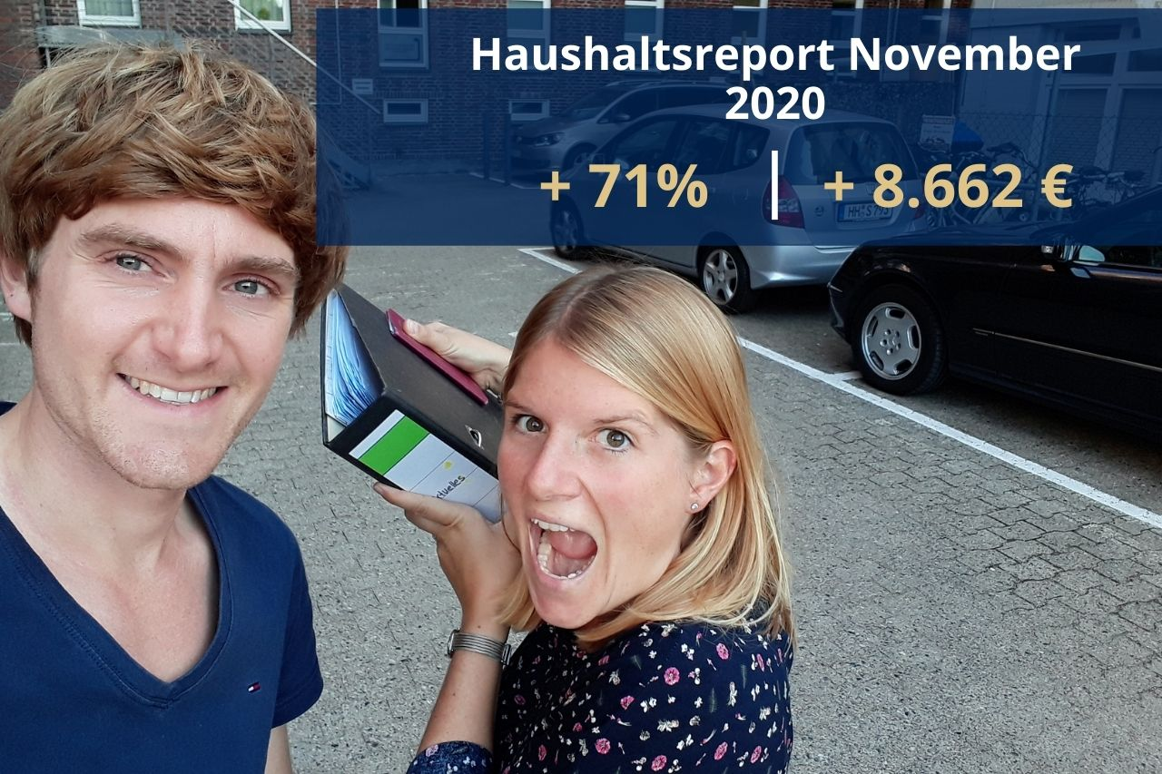 Haushaltsreport November 2020